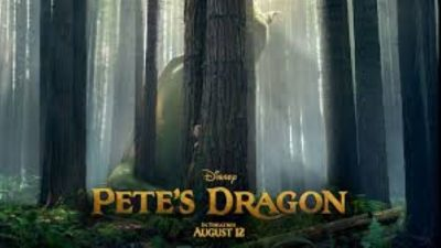 "Family Movie Night ""Pete's Dragon"""