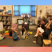 Story Time with Ms. Ellen at Collinsville Community Library