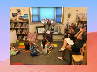 Story Time with Ms. Ellen at Collinsville Communit...