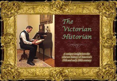 The Victorian Historian