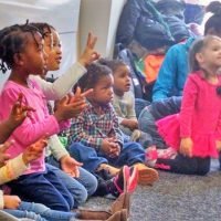 Preschool Story Time at Salem Square Library