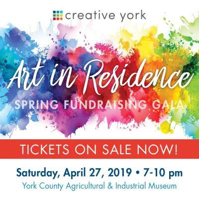 Art In Residence 2019