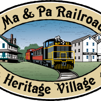 Annual Docent Day at Ma & Pa Railroad