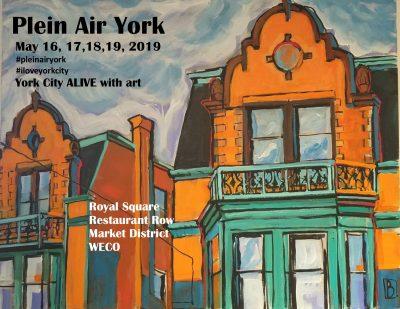 Plein AIr York