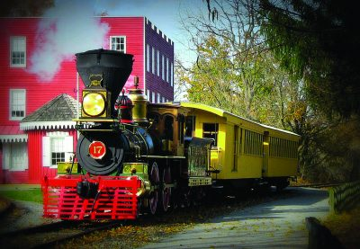 150th Anniversary of Promontory- Hanover Junction on #17