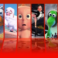FREE FIRST FRIDAY FAMILY FILM: Pixar Shorts