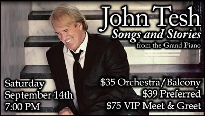John Tesh - Songs & Stories from the Grand Pia...