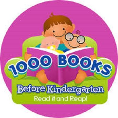 The 1st Annual 1000 Books Before Kindergarten Graduation!