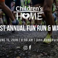 Children's Home of York First Annual Fun Run & Walk