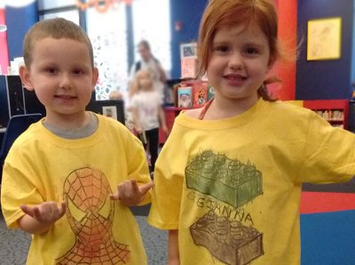 Design Your Own T Shirt All Ages Presented By York County
