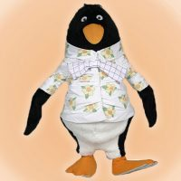 Meet Tacky the Penguin! All ages.