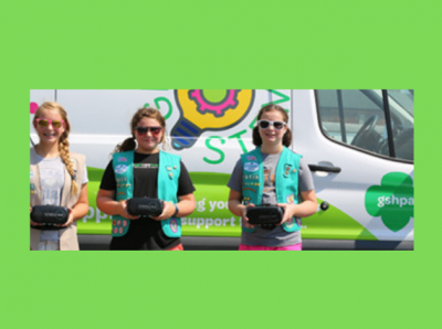 The Girl Scout STEM Mobile Presents an Introduction to Coding and Robotics, Ages 5-10