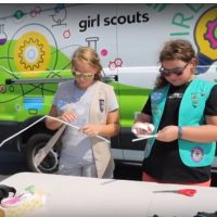 Girl Scout STEM Mobile Presents Wild About Animals, All Ages