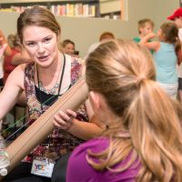LEAP into Science w/Tara Tolton, ages 5-10