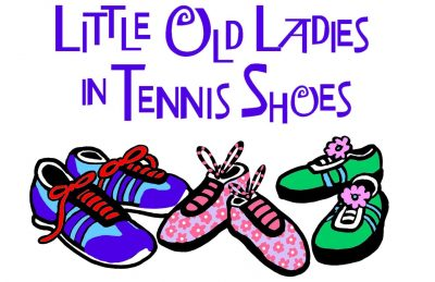 Little Old Ladies in Tennis Shoes
