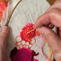 Embroidery 101 with Susan