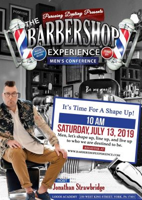 The Barbershop Experience - Men's Conference