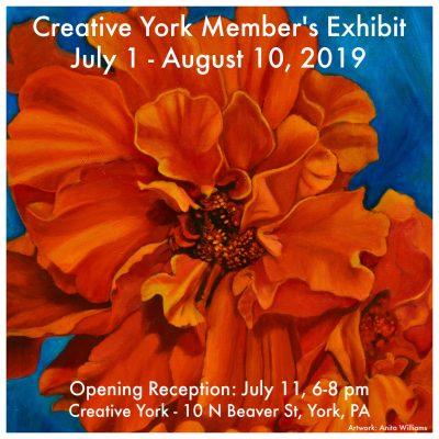 Creative York Member's Exhibit