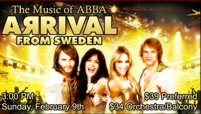 Arrival from Sweden - The Music of ABBA