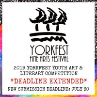 Call for Entries: Yorkfest Youth Art & Literary Competitions