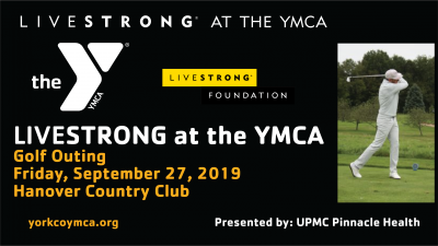 LIVESTRONG at the YMCA Golf Outing