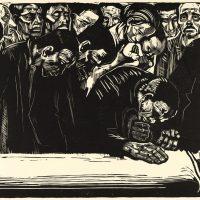 Art Exhibition: Beneath the Surface: Prints by Köllwitz, Catlett, Coe,Kurniasih