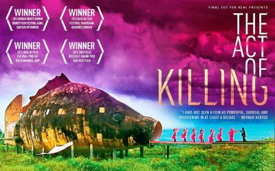 Film Viewing: The Act of Killing, with Professor Leslie