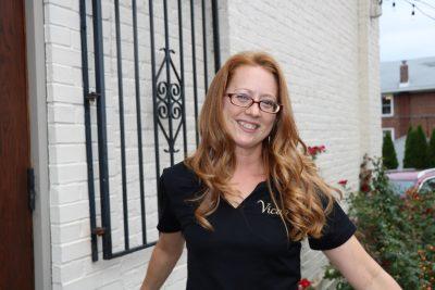 Aperitivo with 'Best Server' Brigitte
