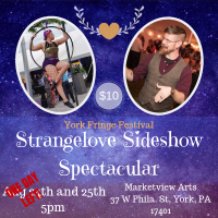 Strangelove Sideshow Spectacle