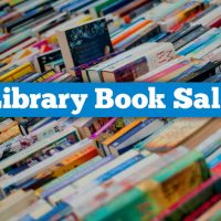 Used Book Sale at Red Land Library in Etters