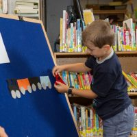 Evening Story Time at Guthrie Memorial Library | Ages Kindergarten and Under