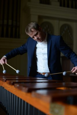 York College Faculty Recital: Mark DeMull, percussion