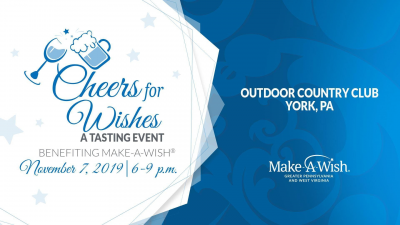 Cheers for Wishes- A Tasting Event