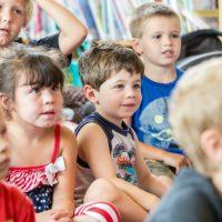 Pre-K Literacy Class, ages 3 - 6 | Kaltreider-Benfer Library
