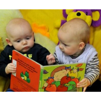 Baby & Toddler Story Time, ages 0-3 | Glatfelter Memorial Library
