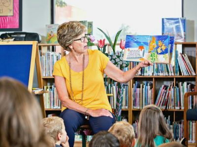 PreSchool Story Time with Miss Carol, ages 3 - 5   Mason-Dixon Library