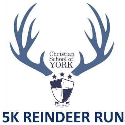 CSY 5K Reindeer Run / Dasher Dash Family Fun Run /...