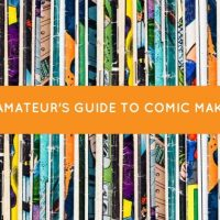 An Amateur's Guide to Comic Making
