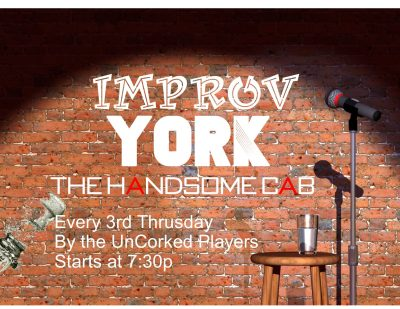 IMPROV by The UnCorked Players