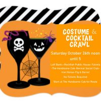 Costume & Cocktail Crawl on Restaurant Row