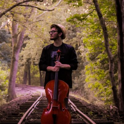 Jake Matthew Rivers LIVE on the Cello