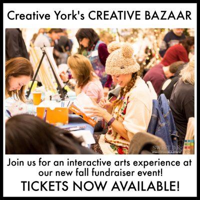 Creative York's Creative Bazaar