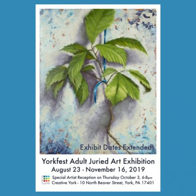 2019 Yorkfest Adult Juried Art Exhibition