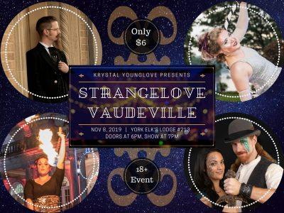 Strangelove Vaudeville : November 8th