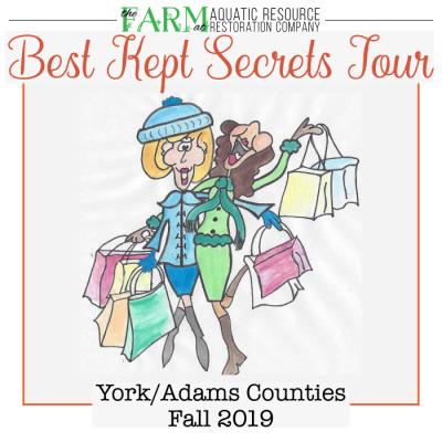 Best Kept Secrets Tour of York/Adams Counties