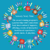 Sensory Story Time with Miss Felicia, ages 2 - 5 | Kreutz Creek Library
