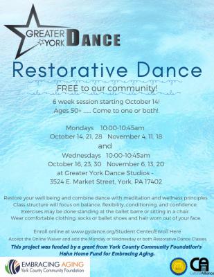 Restorative Dance