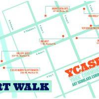 YCASE Art Walk