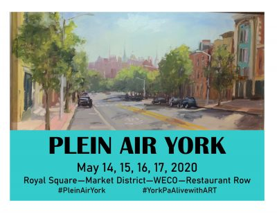 3rd Annual Plein Air York