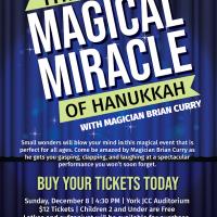 The Magical Miracle of Hanukkah